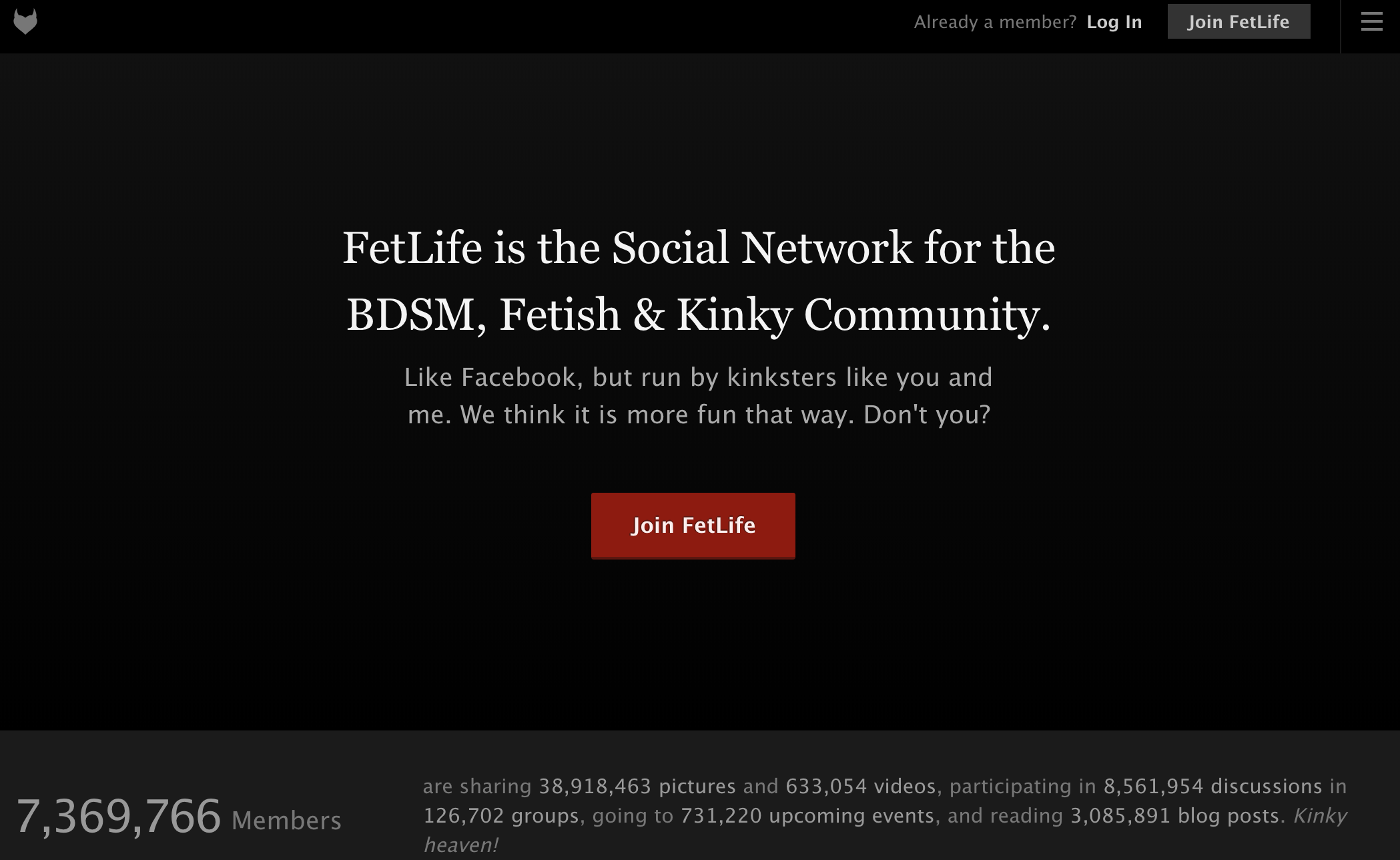 Free kinky dating sites