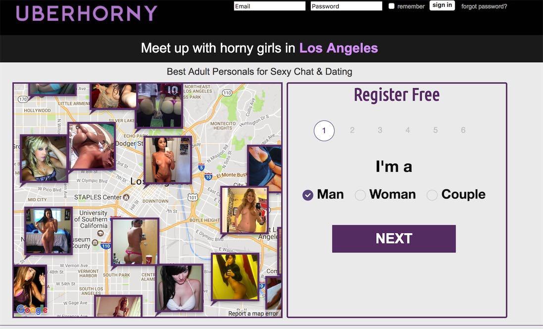 Horny sites